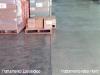 tratament beton elicopterizat